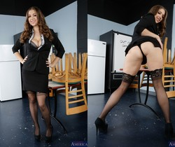 Alex Chance - Naughty Office