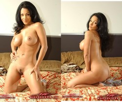 Nina Mercedez shows you why she was a miss nude universe