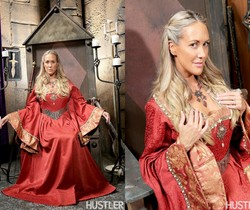 Brandi Love & Alec Knight - This Ain't Game of Thrones XXX