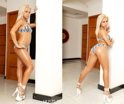 Melissa Pitanga - Oiled Up Brazilian Butts 3