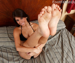 Miley Ann Hardcore Foot Fetish Pictures