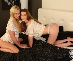 Alexis Crystal & Tracy Pearl