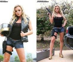 The F Team - Bree Olson