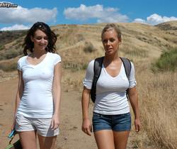 Fish Fucker - Katie Jordin & Nicole Aniston