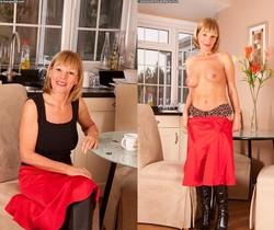 Elaine - Karup's Older Women