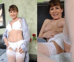 Alexandra Silk - Karup's Older Women