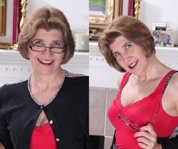 Bossy Ryder - Karup's Older Women