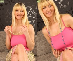 Vanessa Lovely - Karup's Older Women