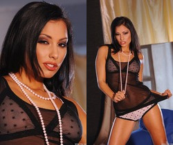 Hot pornstar Aneta Keys