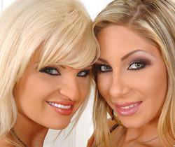 Kassey Krystal & Rachel