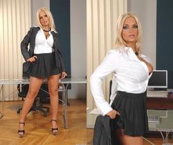 Ines Cudna - DDF Busty