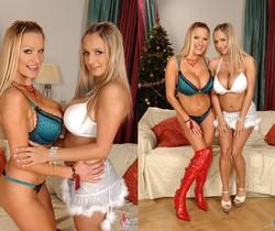 Jannete & Sharon Pink