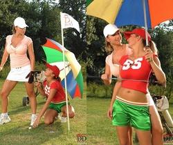 Carol Goldnerova & Jannete - DDF Busty