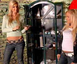 Carol & Jenna Lovely - Euro Girls on Girls