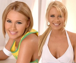 Iris & Zuzana Z. - Euro Girls on Girls