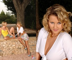 Zoe L Fox & Zuzana Z. - Euro Girls on Girls
