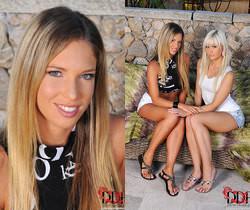 Eva Parcker & Tracy Lindsay aka Tracy Delicious