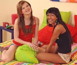 Anabel & Tarra White - Euro Teen Erotica