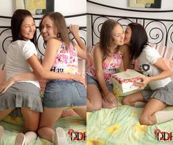 Ilina & Laura - Euro Teen Erotica
