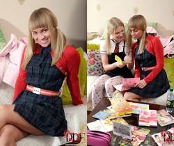 Blake & Irina - Euro Teen Erotica