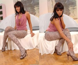 Serilla  Lamante - Hot Legs and Feet