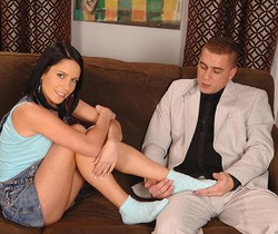 Jessica Rox - Hot Legs and Feet