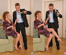 Johane Johansson - Hot Legs and Feet