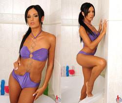 Ashley Bulgari - Hot Legs and Feet