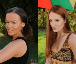 Denisa Heaven, Linet & Sasha Rose
