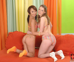 Kelly & Monika G. - Hot Legs and Feet