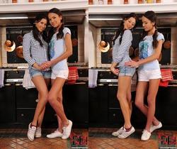 Lindsey Olsen & Nataly Gold