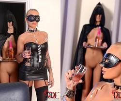 Kayla Green & Meg Magic - House of Taboo