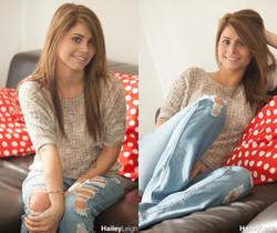 Hailey Leigh - Blue Jeans