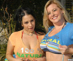 Leah & Kala - 100 Percent Natural - Big Naturals