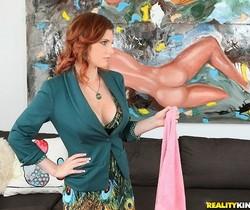 Rainia - Bossy Breast - Big Tits Boss