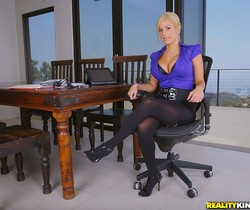 Mariah Madysinn - Breast Side Story - Big Tits Boss