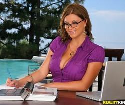 Sara Stone - Special Agenda - Big Tits Boss