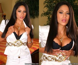 Jenaveve Jolie - Bossy Beaver - Big Tits Boss