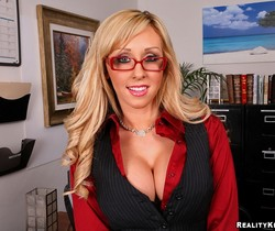 Jessica - Work Hard Play Hard - Big Tits Boss
