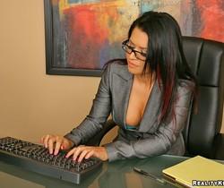 Eva Angelina - Bossin' Up - Big Tits Boss