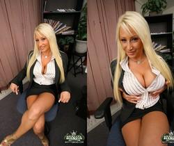 Candy Manson - Professional Pussy - Big Tits Boss