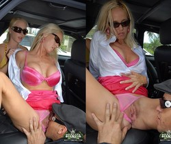 Tabitha & Molly Cavalli - Bentley Bazookas - Big Tits Boss