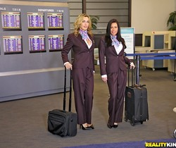 Tanya Tate & Veronica Avluv - Double Dose - CFNM Secret