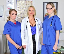Krissy Lynn, Lily Labeau & Amy Brooke - Mix And Snatch