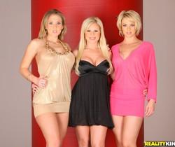 Brianna Beach, Ahryan Astyn, Nikki Sexx - CFNM Secret