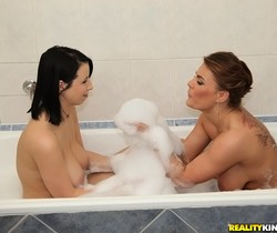 Amy Wild & Chrissy - So Delicious - Euro Sex Parties