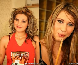 Madison Parker, Linda Ray, Emanuelle - Trick Shots