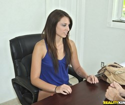 Ashley Storm - Taken By Storm - First Time Auditions