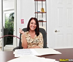 Parker - Parker's Pussy - First Time Auditions