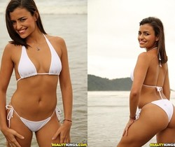 Kamilla - Sexy Kamilla - Mike In Brazil
